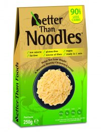 Better Than Instant Konjac Noodles - LCHF - Low Carb