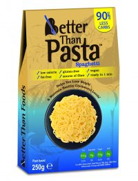 Better Than Pasta Spaghetti - LCHF - Low Carb