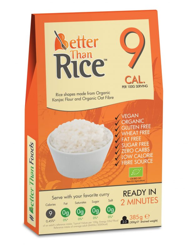 Better Than Rice - Keto - LCHF - Low Carb