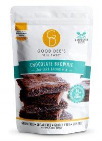 Good Dees Chocolate Brownie Low Carb Mix